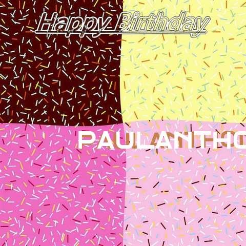 Paulanthony Cakes