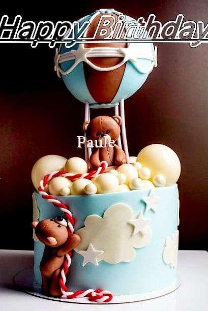 Paule Cakes