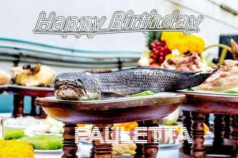 Pauletta Birthday Celebration