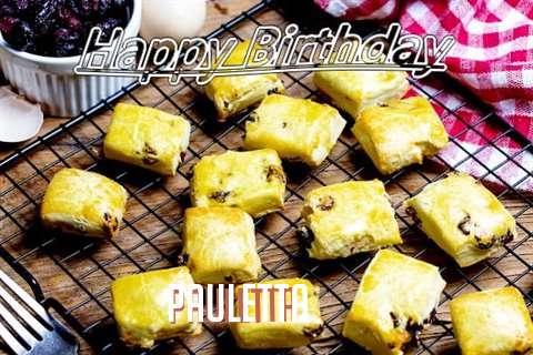 Happy Birthday to You Pauletta