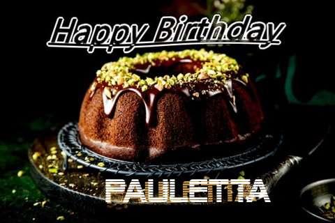 Wish Pauletta