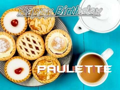 Happy Birthday Paulette