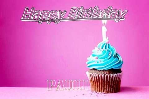 Birthday Images for Pauli