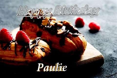 Happy Birthday Paulie