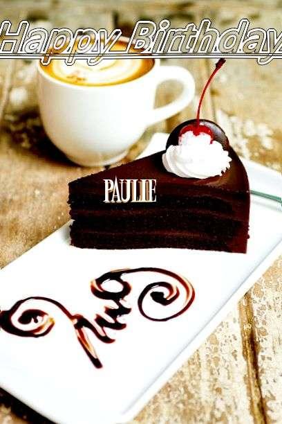 Paulie Birthday Celebration