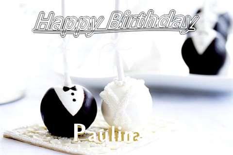 Happy Birthday Paulina