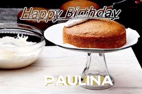 Happy Birthday to You Paulina