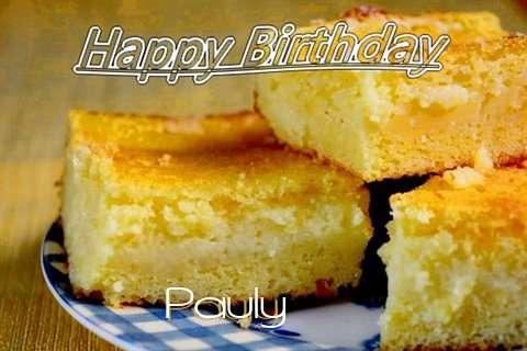 Happy Birthday Pauly