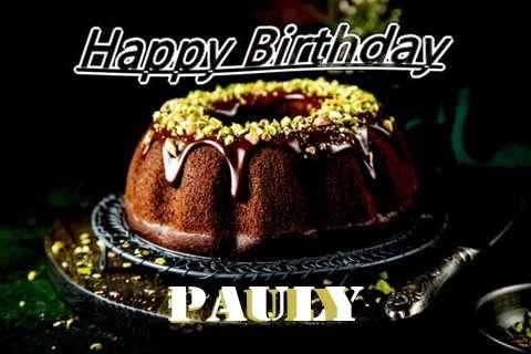 Wish Pauly