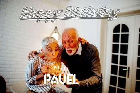 Wish Pavel