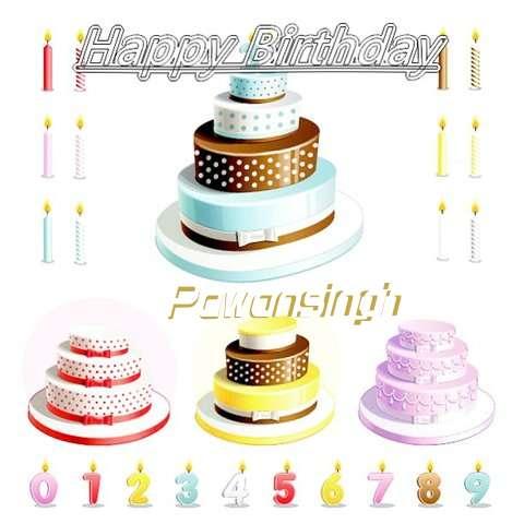 Happy Birthday Wishes for Pawansingh