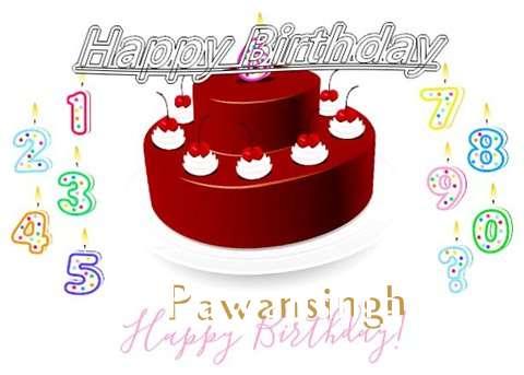 Happy Birthday to You Pawansingh