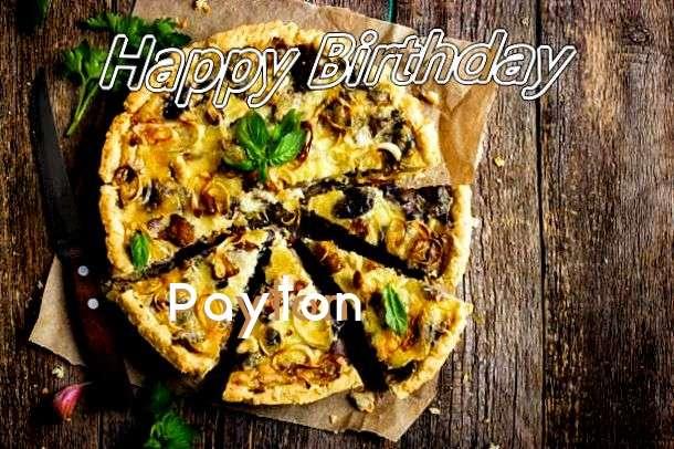 Payton Cakes