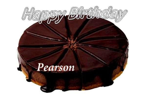 Pearson Birthday Celebration