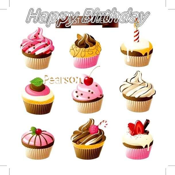 Pearson Cakes