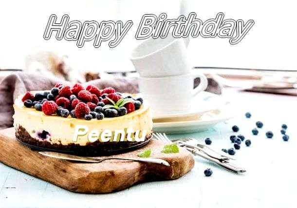 Birthday Images for Peentu
