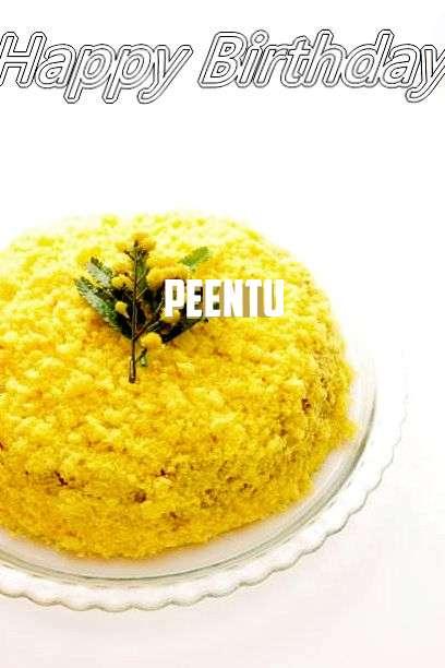 Wish Peentu