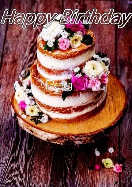 Peg Cakes