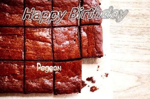 Happy Birthday Pegeen