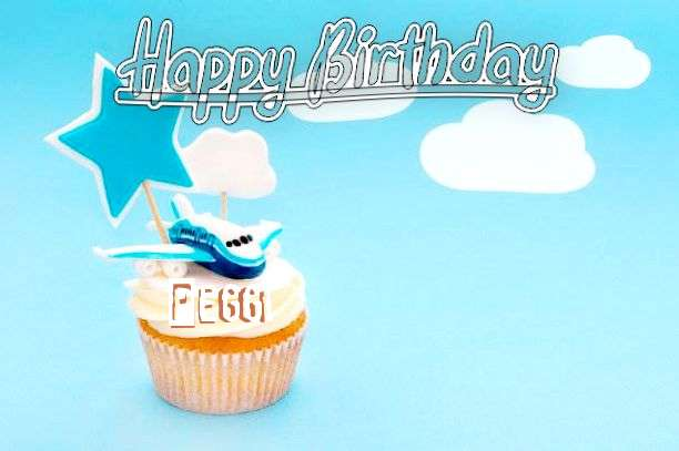 Happy Birthday to You Peggi