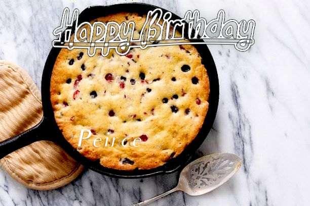 Happy Birthday to You Peirce