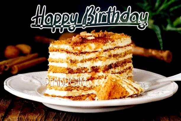Pembroke Cakes