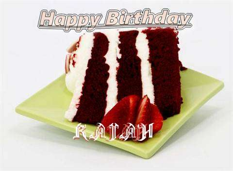 Birthday Wishes with Images of Rajah