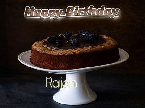 Rajah Birthday Celebration