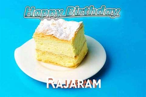Happy Birthday Rajaram Cake Image
