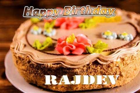 Happy Birthday Rajdev