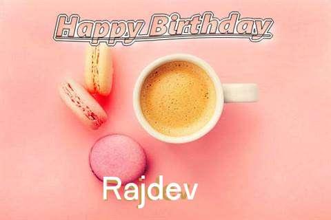 Happy Birthday to You Rajdev
