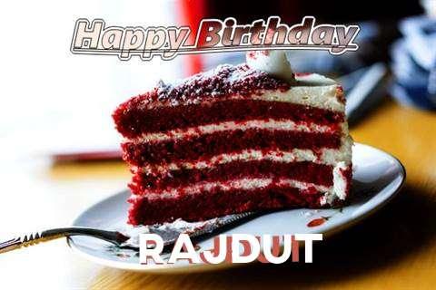 Happy Birthday Cake for Rajdut