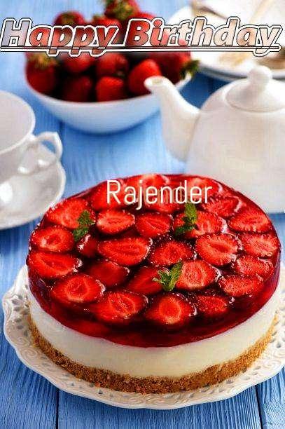 Wish Rajender