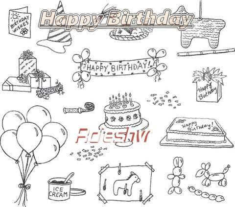 Happy Birthday Cake for Rajeshvr