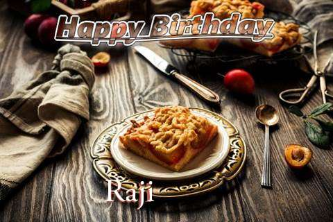 Raji Cakes