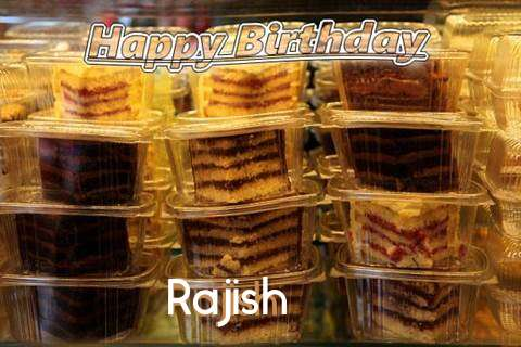 Happy Birthday to You Rajish