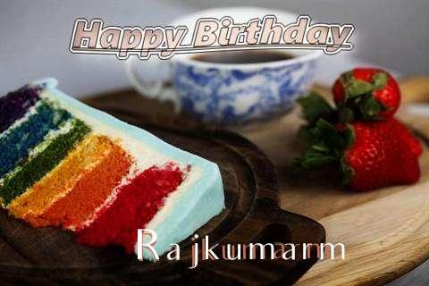 Happy Birthday Rajkumarm