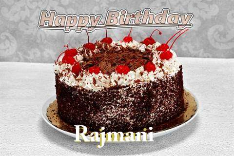 Happy Birthday Rajmani