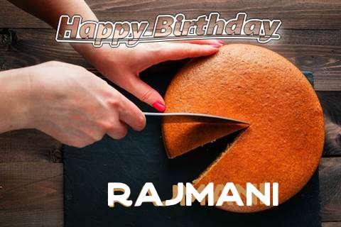 Happy Birthday to You Rajmani