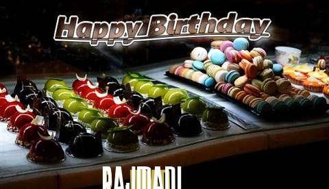 Happy Birthday Cake for Rajmani