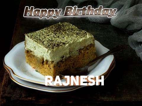 Happy Birthday Rajnesh