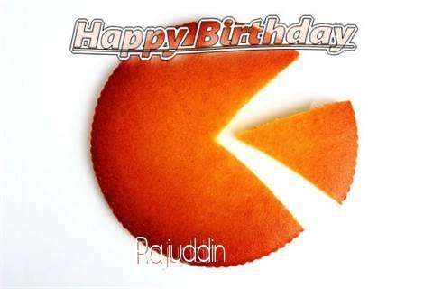 Rajuddin Birthday Celebration