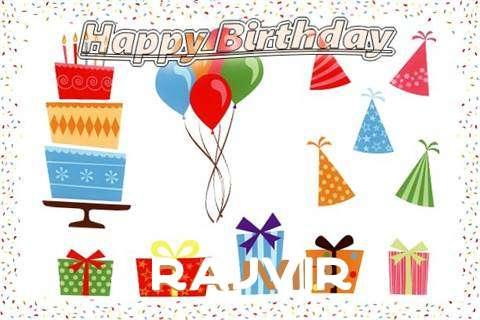 Happy Birthday Wishes for Rajvir