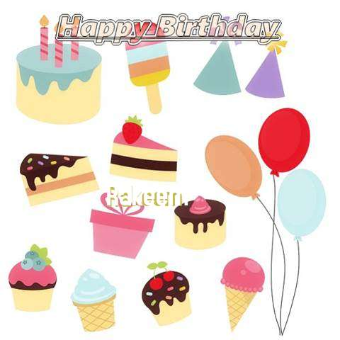 Happy Birthday Wishes for Rakeem