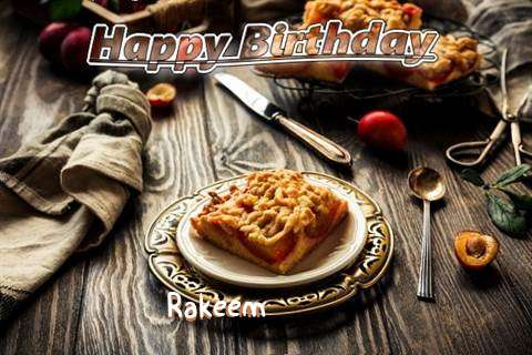Rakeem Cakes