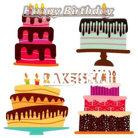 Happy Birthday Wishes for Rakeisha