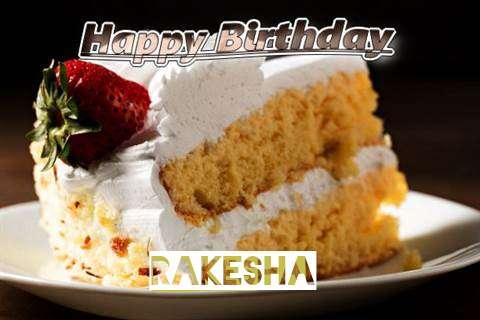Happy Birthday Rakesha