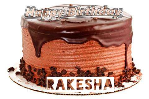 Happy Birthday Wishes for Rakesha