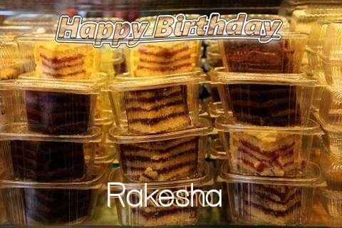 Happy Birthday to You Rakesha