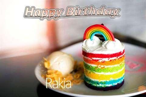 Birthday Images for Rakia